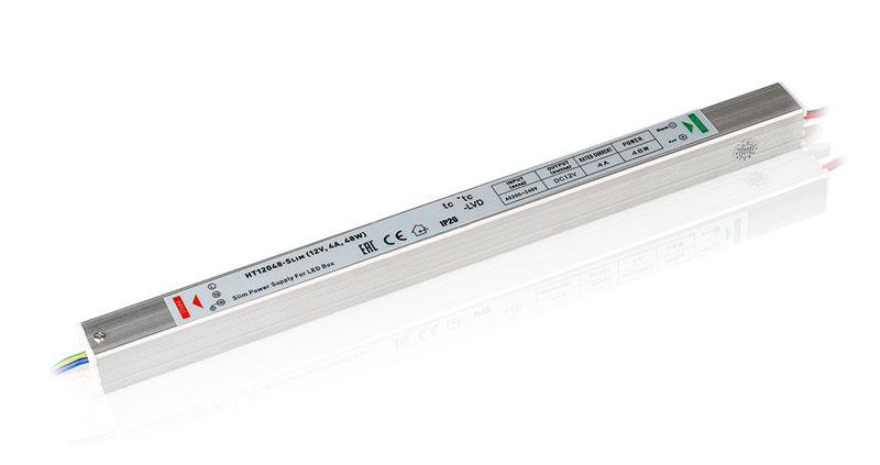 Сверхкомпактные блоки питания на 24 Вольт (24V DC)
