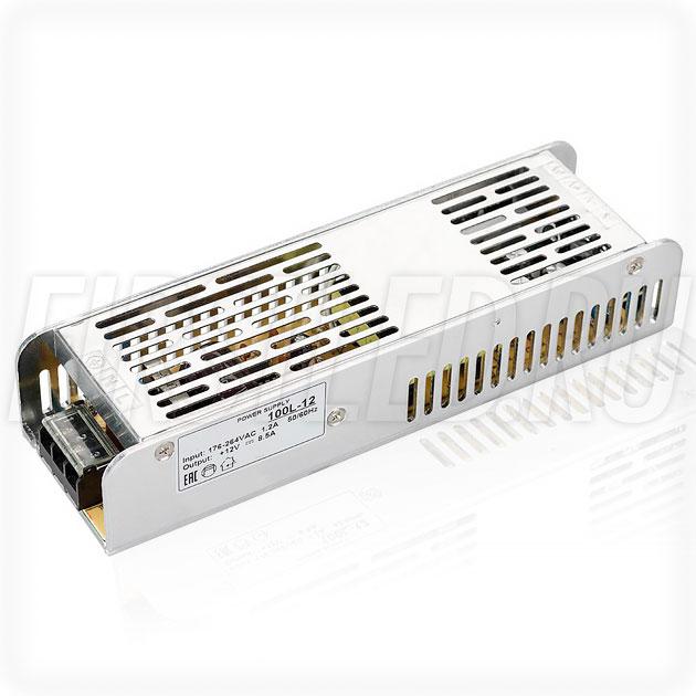 Блок питания 100W — 12V, 8.5A (Серия-L)