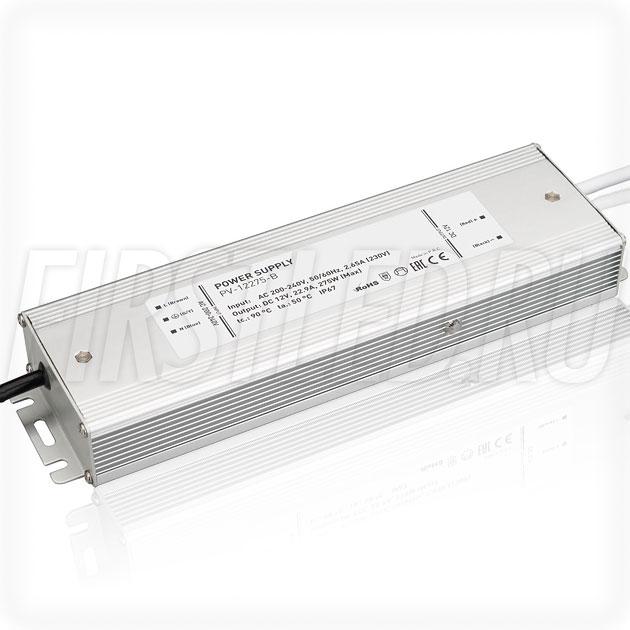 Блок питания 275W — 12V, 22.9A (IP66, Металл-B)