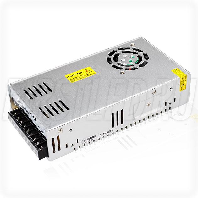 Блок питания 300W — 12V, 25A, PFC (Серия-HSP)