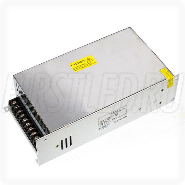 Блок питания 600W — 24V, 25A (Серия-M)