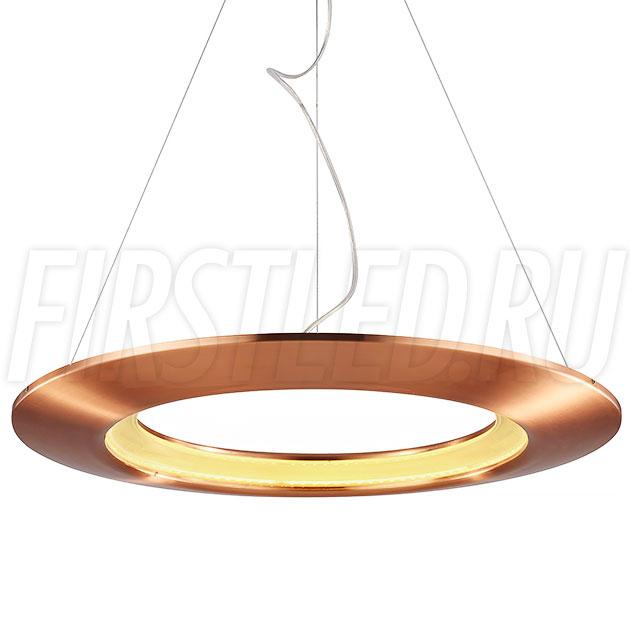 Светодиодная люстра CONCEPT 35 / CONCEPT 41 (розовый)