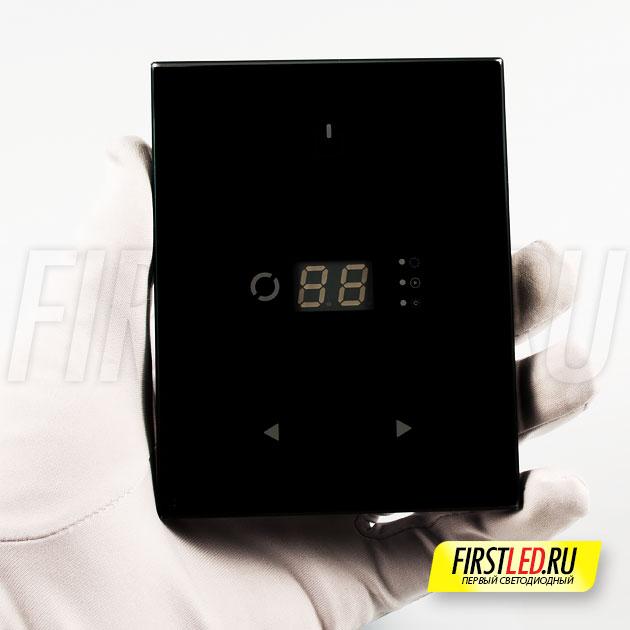 Сенсорный DMX контроллер STICK-GA2 предназначен для установки на стену