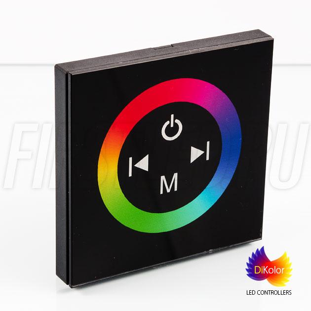 Сенсорный светодиодный контроллер DiKolor TOUCH RGB