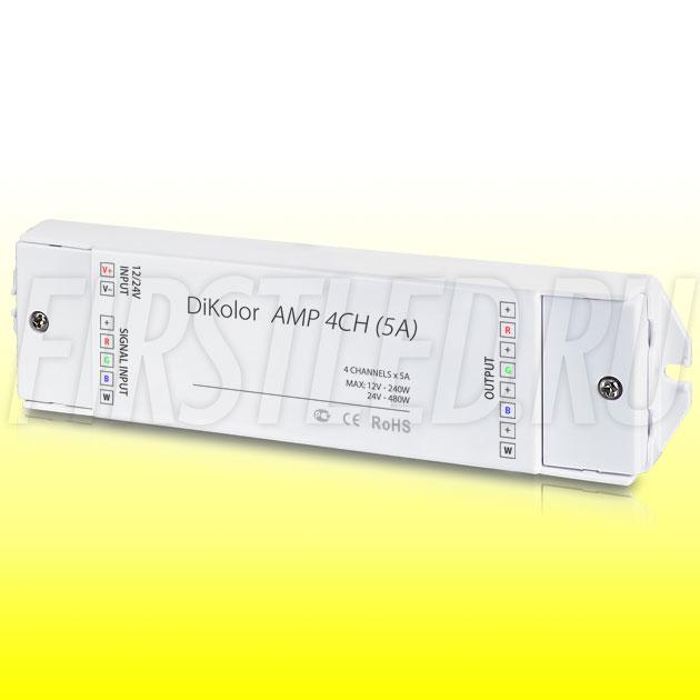Усилитель мощности DiKolor AMP 4CH (5A)