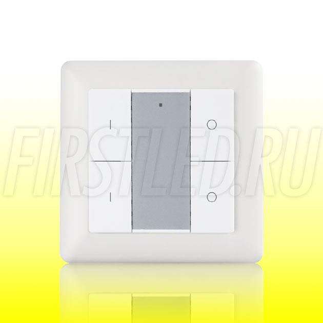 Настенный кнопочный светодиодный контроллер DiKolor PUSH 2