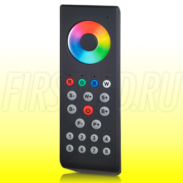 Светодиодный контроллер DiKolor RGBW 8 (черный пульт)