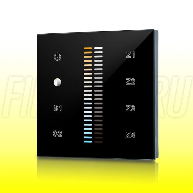 Настенный сенсорный светодиодный контроллер DiKolor SCALE MULTIWHITE 4