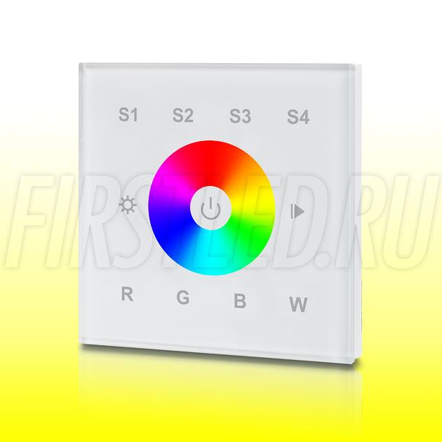 Настенный сенсорный светодиодный контроллер DiKolor SENS C RGBW