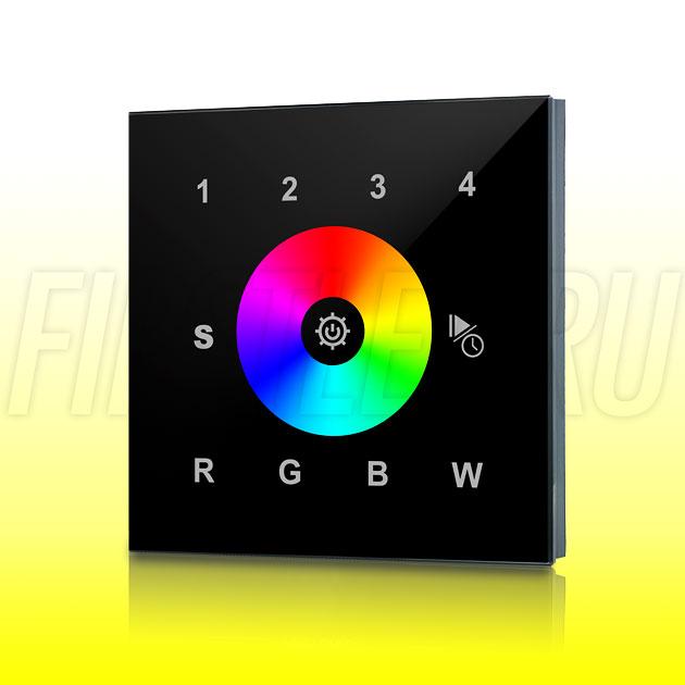 Настенный сенсорный светодиодный контроллер DiKolor SENS C RGBW 4