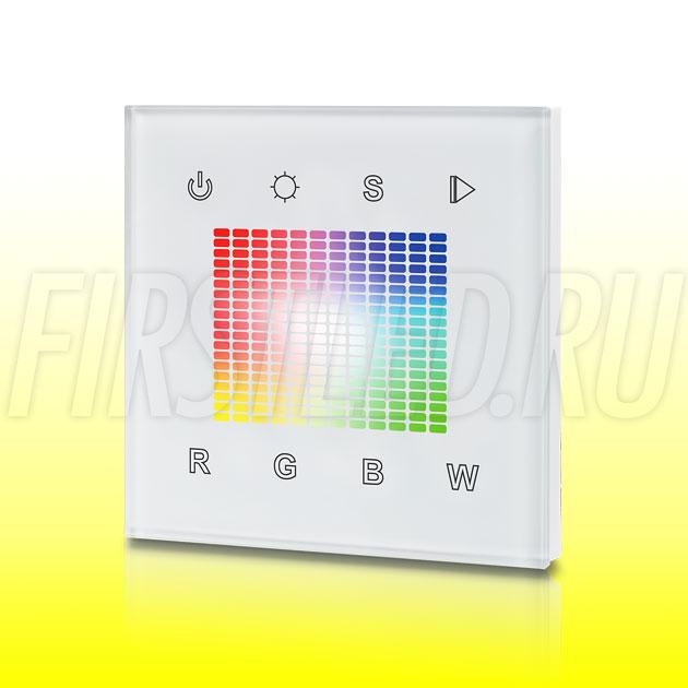 Настенный сенсорный светодиодный контроллер DiKolor SENS K RGBW