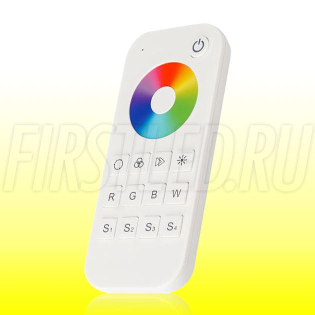 Светодиодный контроллер DiKolor SLIM RGBW (белый пульт)