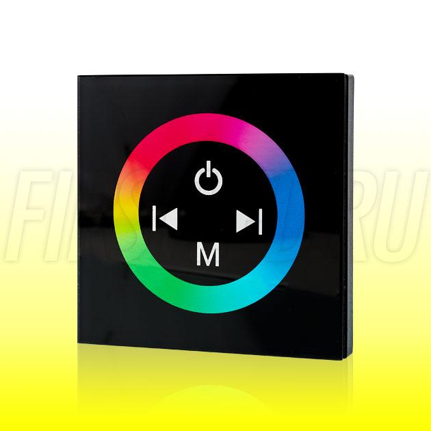 Настенный сенсорный светодиодный контроллер DiKolor TOUCH RGB