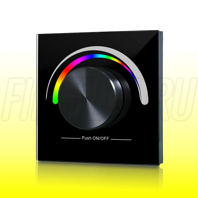 Настенный поворотный светодиодный контроллер DiKolor TWIST RGB