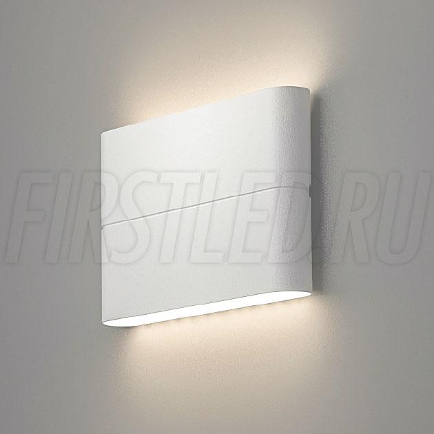 Настенный светодиодный светильник FLATON 6W