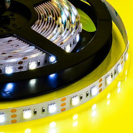 Мультибелая светодиодная лента IAMLED DOUBLE WHITE 60