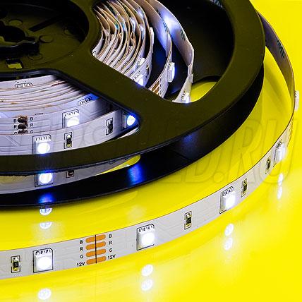 Многоцветная светодиодная лента IAMLED RGB 30
