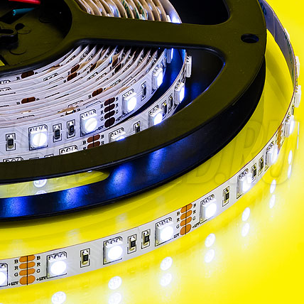 Многоцветная светодиодная лента IAMLED RGB 60 12V