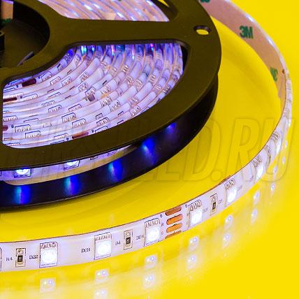 Многоцветная герметичная светодиодная лента IAMLED RGB 60 (IP66 / IP67 / IP68 / IP68C)