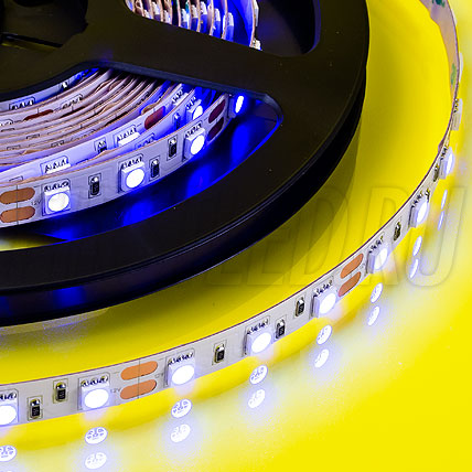 Ультрафиолетовая светодиодная лента IAMLED UV STEREO 60