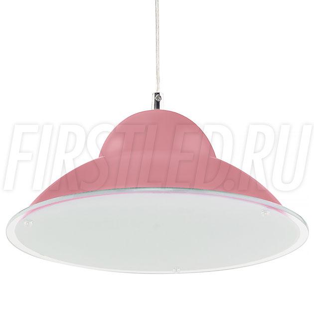Подвесной светодиодный светильник KAPPA (розовый)