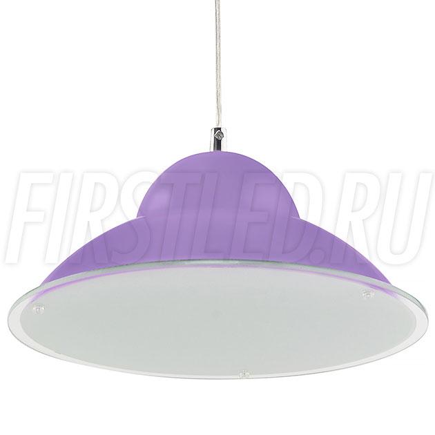 Подвесной светодиодный светильник KAPPA (фиолетовый)