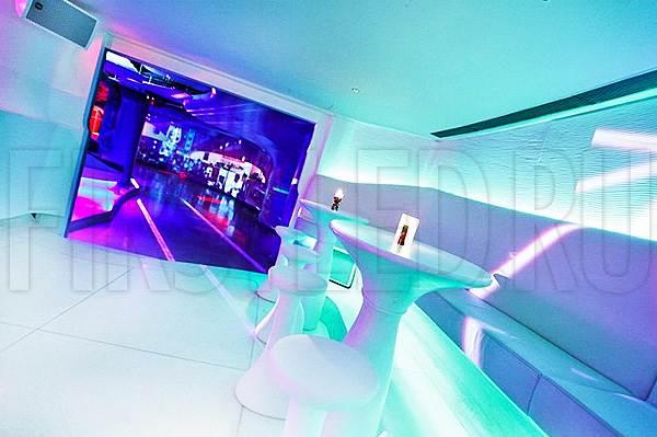 Светодиодная подсветка ночных клубов