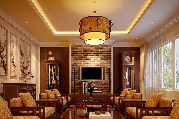 Светодиодная подсветка потолка и потолочных ниш в гостиной