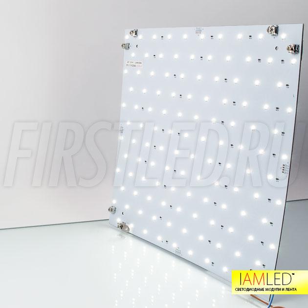 Потребляемая мощность светодиодного модуля IAMLED MODULE 120 всего 24 Ватта