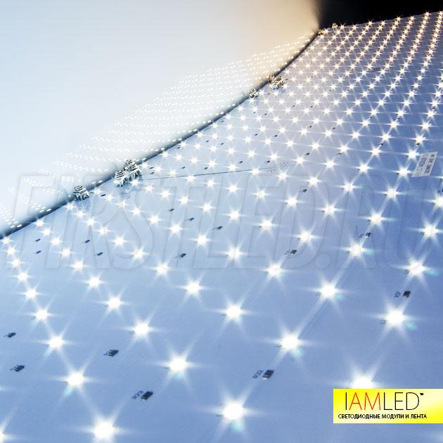 Под освещением от модулей IAMLED MODULE 120 ваши глаза будут отдыхать!