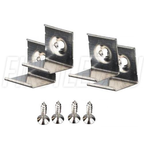 Крепеж для монтажа светодиодного профиля TALUM C15.15