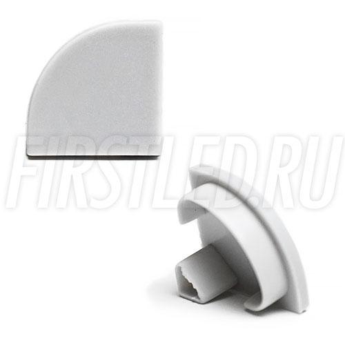 Заглушки для светодиодного профиля TALUM C16.16C (глухая)
