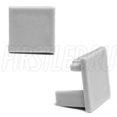 Заглушки для светодиодного профиля TALUM C16.16K (глухая)
