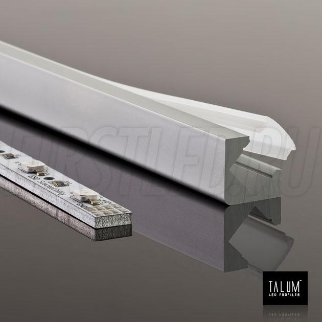 Угловой профиль TALUM C18.18 из анодированного алюминия