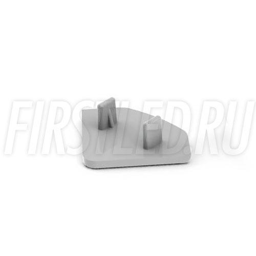 Заглушка для светодиодного профиля TALUM C18.18 (глухая)