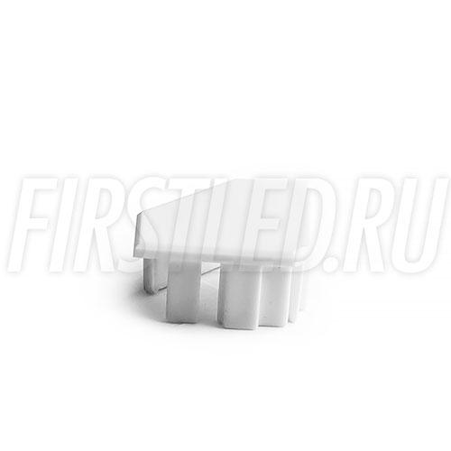 Заглушка для светодиодного алюминиевого профиля TALUM C19.19A