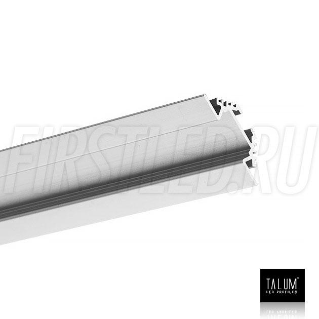 Угловой алюминиевый профиль TALUM C22.22