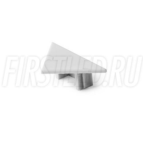 Заглушка для светодиодного алюминиевого профиля TALUM C22.22
