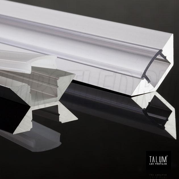 Цельный алюминий для профиля TALUM C22.22A