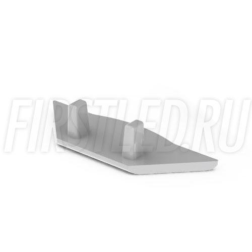 Заглушка для светодиодного профиля TALUM C22.22A (глухая)