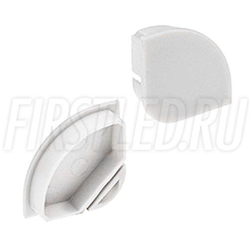Заглушки для светодиодного профиля TALUM C30.30-OC (глухая)