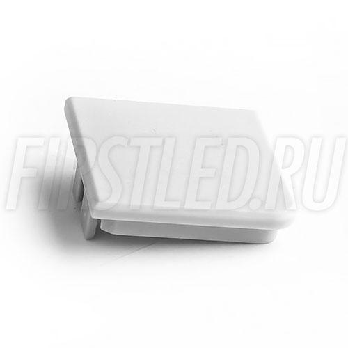 Заглушка для светодиодного профиля TALUM C32.32 с квадратным рассеивателем