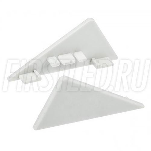 Заглушки для светодиодного профиля TALUM C46.27 (левые)