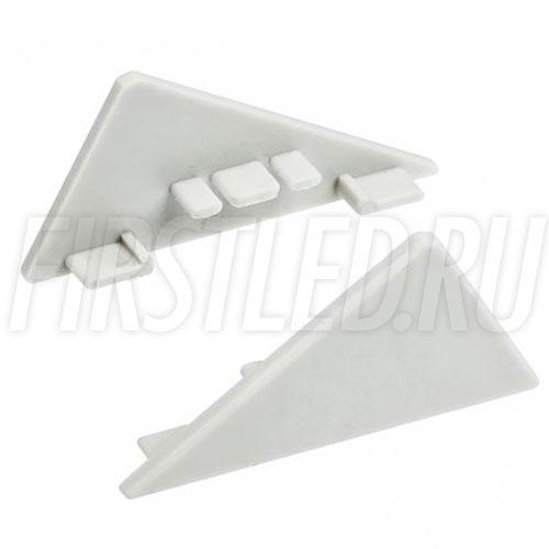 Заглушки для светодиодного профиля TALUM C46.27 (правые)