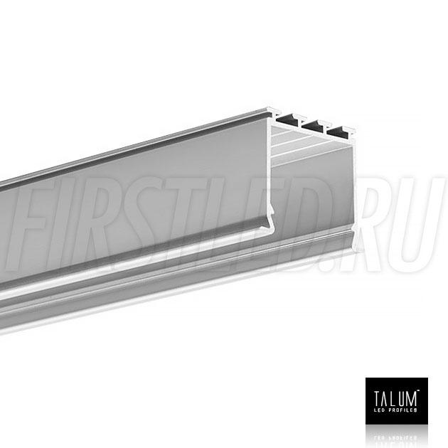 Встраиваемый алюминиевый профиль TALUM E30.25