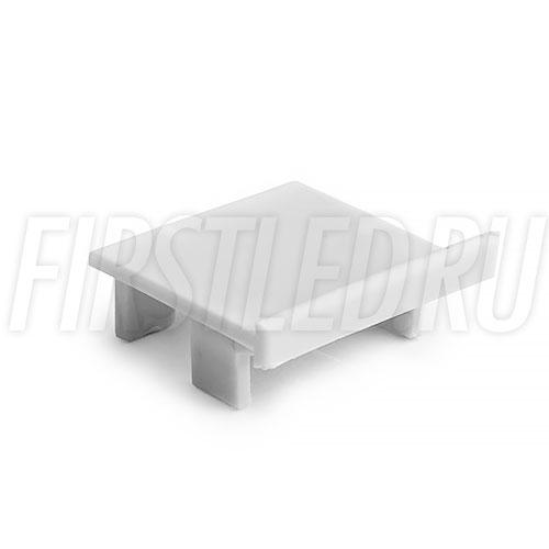 Заглушка глухая для светодиодного алюминиевого профиля TALUM E30.25