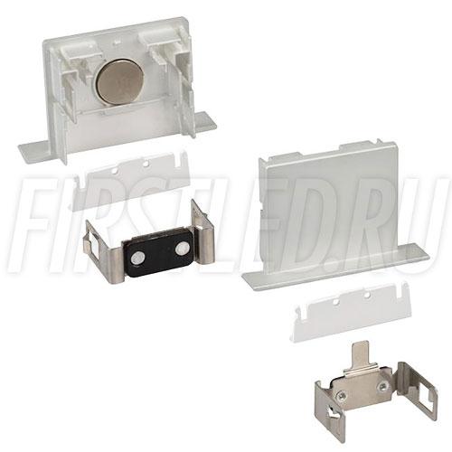 Заглушки для светодиодного алюминиевого профиля TALUM E55.35