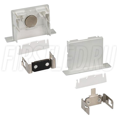 Заглушки для светодиодного профиля TALUM E55.35
