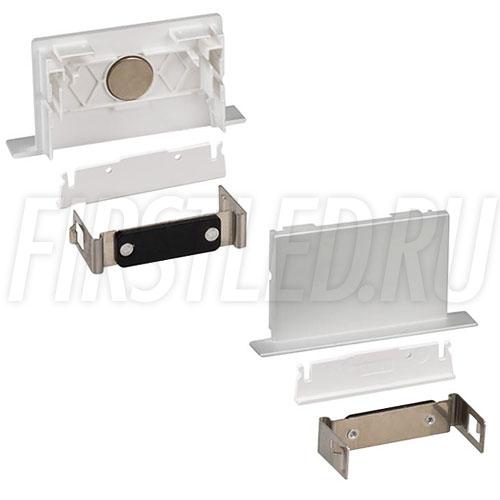 Заглушки для светодиодного алюминиевого профиля TALUM E69.35