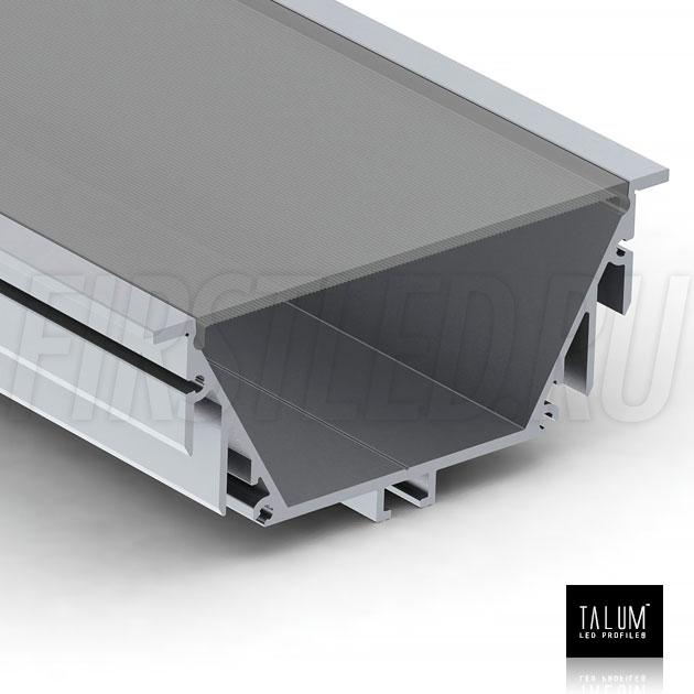 Встраиваемый светодиодный профиль TALUM E92.40